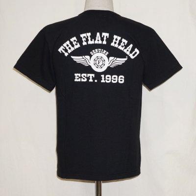 TKT-019-BK-フラットヘッドTシャツTKT系019-TKT019-FLATHEAD-フラットヘッドTシャツ-TKT系-半袖Tシャツ【送料無料】【smtb-tk】
