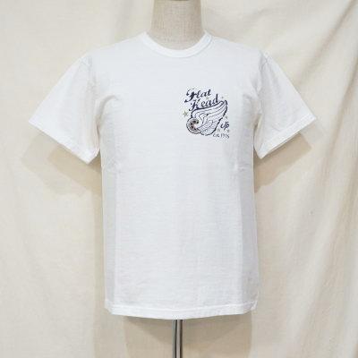 TKT-209-WH-フラットヘッドTシャツTKT系209-TKT209-FLATHEAD-フラットヘッドTシャツ-TKT系-半袖Tシャツ【送料無料】【smtb-tk】