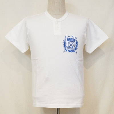 TNS-04W-ホワイト-MARINE GUARD-TNS04W-FLATHEAD-フラットヘッドTシャツ-BLACKMINT-ブラックミントTシャツ【送料無料】【smtb-tk】
