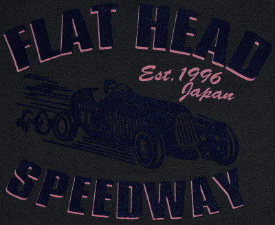 Previous preorders! THC-177-Speedway-THC177-FLATHEAD-flat head T shirt - THC system