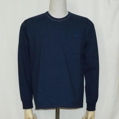 F-THCL-201-NV-フラットヘッド無地ロングTシャツ201-FTHCL201-FLATHEAD-フラットヘッドロングスリーブTシャツ-長袖Tシャツ-ロンT【送料無料】【smtb-tk】