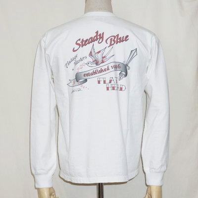 F-THCL-206-ホワイト-フラットヘッドロングTシャツ206-FTHCL206-FLATHEAD-フラットヘッドロングスリーブTシャツ-長袖Tシャツ-ロンT【送料無料】【smtb-tk】