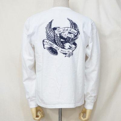 F-THCL-209-WH-フラットヘッドロングTシャツ209-FTHCL209-FLATHEAD-フラットヘッドロングスリーブTシャツ-長袖Tシャツ-ロンT【送料無料】【smtb-tk】