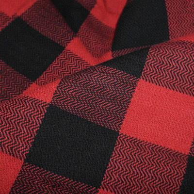 HN-52W-red, channel block check shirt 52-HN 52W-FLATHEAD-flat head t-shirt