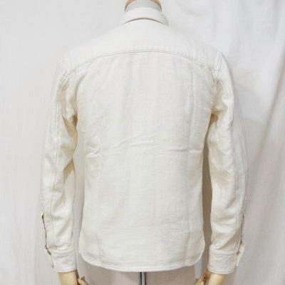 선행 예약 접수중!F-SNO-203 L-화이토와이드스프렛드체크샤트 203 L-FSNO203L-FLATHEAD-플랫 헤드 셔츠-워크 셔츠-셔츠 긴소매
