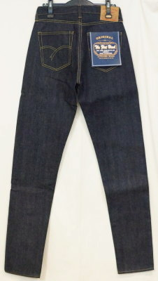 Previous preorders! 3012 - straight model (double stitching design)-FLATHEAD-flatheaddenimjeans flat head jeans