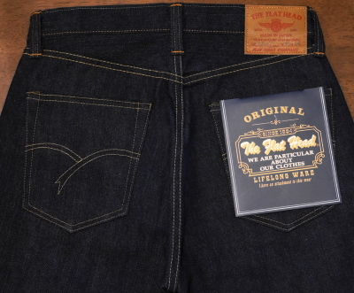 3012-13-straight model-301213-FLATHEAD-flat head denim jeans flat head jeans