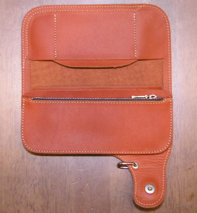 CW-02A-チェーンウォレットオリジナルコイン - CW 02A-REDMOON-レッドムーンロングウォレット (long wallet) most popular-fs2gm