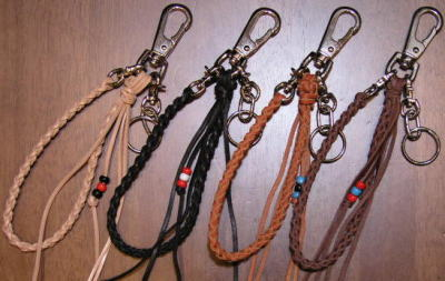 OH-M-Oh rope - OHM-REDMOON-Redman wallet rope holder