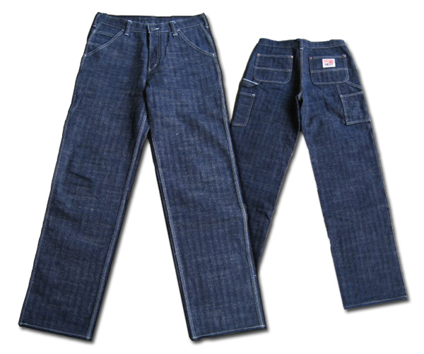 SM310DX-P-SM painter pants patch with-SM310DXP-SAMURAIJEANS (Samurai jeans) Samurai car club