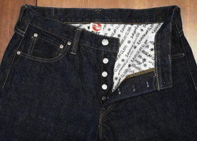 MC 5000XX-BS-Samurai motorcycle club waterproof jeans - MC 5000XXBS-SAMURAIJEANS-サムライジーンズデニムジーンズ, Samurai motorcycle club denim jeans