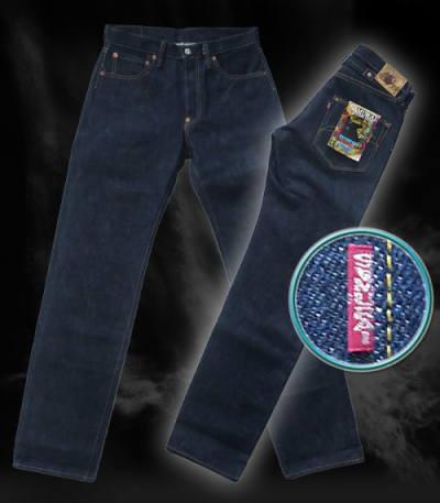 以前预订 !S311OG 17 盎司 17 周年: 羽虎将军模型-SAMURAIJEANS 武士牛仔裤牛仔牛仔裤