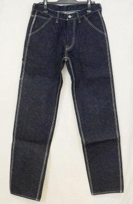 以前预订! SM 610DX-D-610 粗斜纹棉布工作裤-SM 610DXD-SAMURAIJEANS-武士 jeansdenimjeans 武士汽车俱乐部粗斜纹棉布牛仔裤