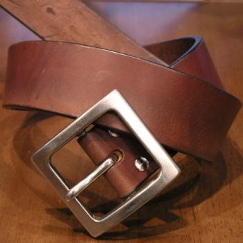A103-14 - single pine HEVIA belt 14-A10314-SAMURAIJEANS-Samurai jeans belt