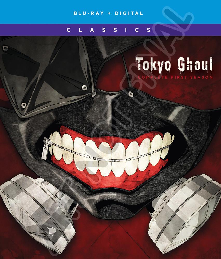 東京喰種トーキョーグール 北米版 【Blu-ray】