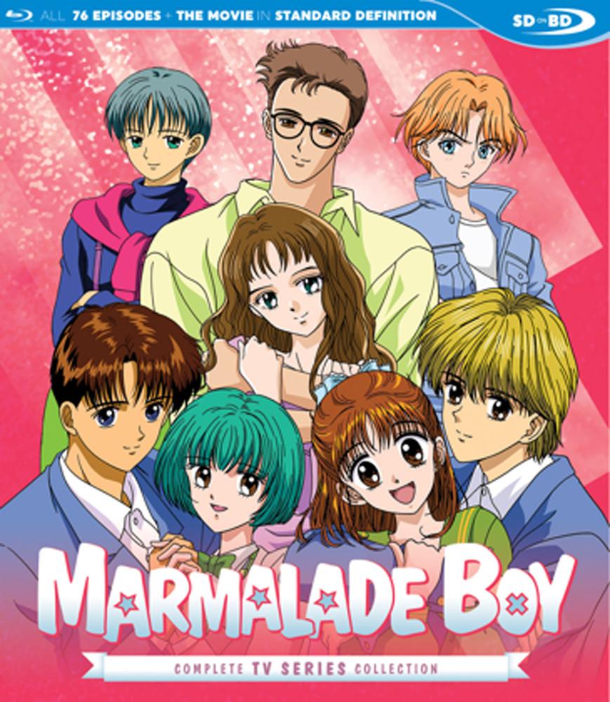 【予約】 ママレード・ボーイ Blu-ray BOX【Blu-ray】