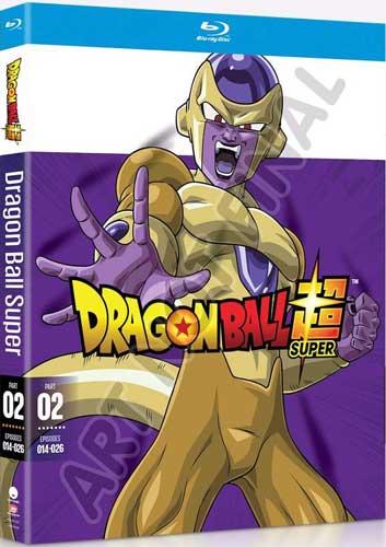 【取寄せ】 ドラゴンボール超 BOX2 北米版 ブルーレイ【Blu-ray】