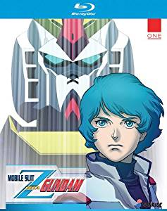【取寄せ】 機動戦士Ζガンダム 全話セット ブルーレイ【Blu-ray】 北米版