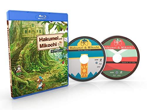 ハクメイとミコチ 全12回 OVAセット ブルーレイ【Blu-ray】 北米版