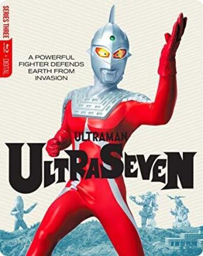 新入荷 流行 送料無料 ウルトラセブン コンプリートシリーズ おしゃれ ブルーレイ スチールブック仕様 Blu-ray