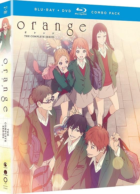 orange オレンジ 全13話コンボパック ブルーレイ+DVDセット【Blu-ray】