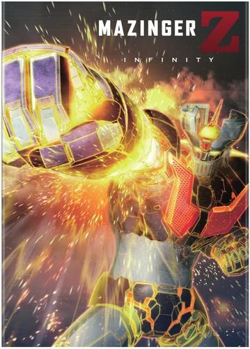 超定番 品質保証 送料無料 マジンガーZ INFINITY DVD 劇場版
