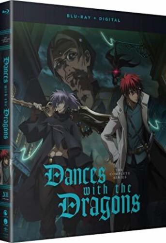 されど罪人は竜と踊る 全12話BOXセット ブルーレイ【Blu-ray】