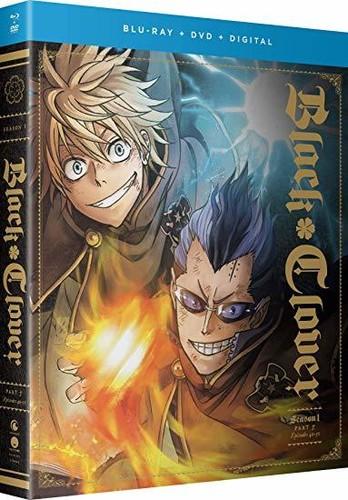 ブラッククローバー パート5 40-51話コンボパック アートブック付き ブルーレイ+DVDセット【Blu-ray】