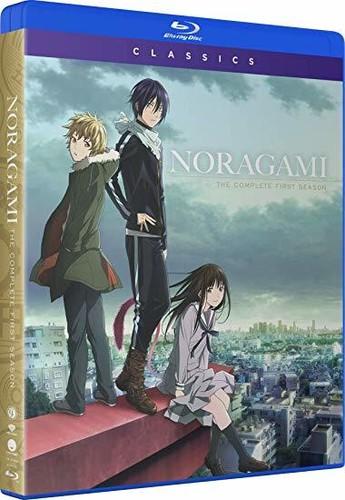 ノラガミ 第1期 全12話BOXセット 新盤 ブルーレイ【Blu-ray】