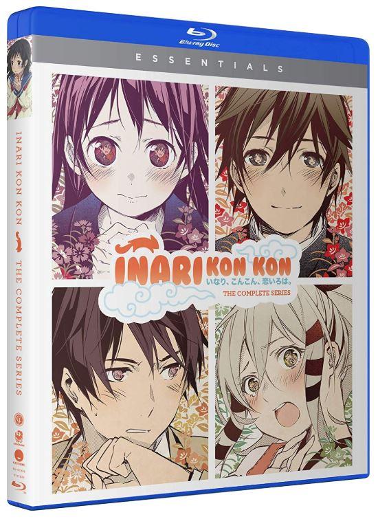 いなり、こんこん、恋いろは。 全10話+OVABOXセット 新盤 ブルーレイ【Blu-ray】