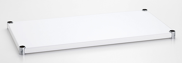 送料無料 900mm×350mm ウッドシェルフ エンゼルホワイト 棚のみ 1枚 棚 スチール棚 北欧 シンプル おしゃれ ホワイト 白