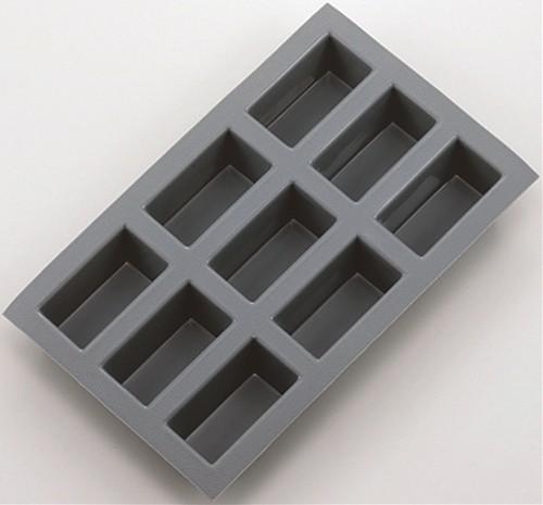 10点セット ドルチェ シリコン 長方形(9ヶ取)
