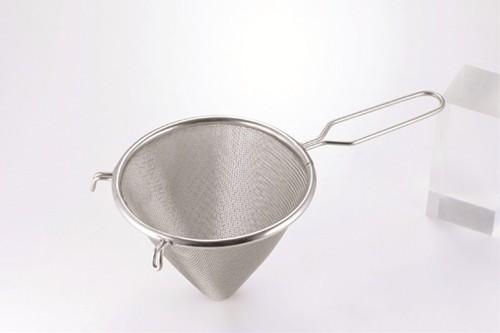 10点セット 三角スープこし 13cm