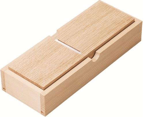 10点セット 薄型ミニ鰹箱(フタなし)