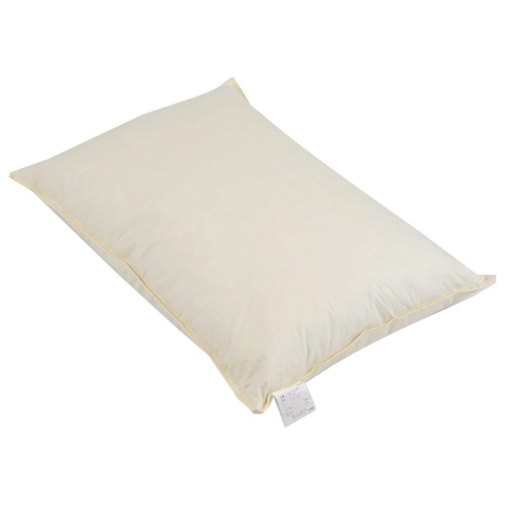 フェザー枕 羽根まくら中芯 70×50cm まくら 枕 マクラ プレゼント 母の日 父の日 贈り物