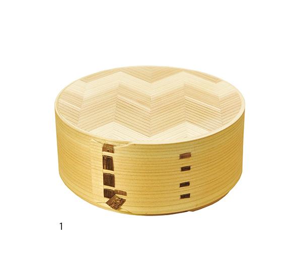 ひのきとすぎわっぱ弁当箱 日本製 桧 木製 木目 行楽 ピクニック