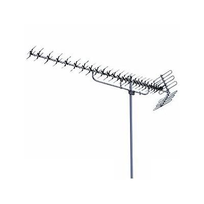 UHFアンテナ ステンレスタイプ 全帯域用 素子数27 アタック型反射器 KU27S