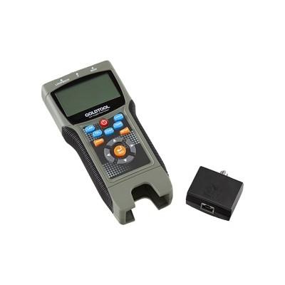 LANケーブルテスター 液晶表示可能 LAN-TCT2690PRO