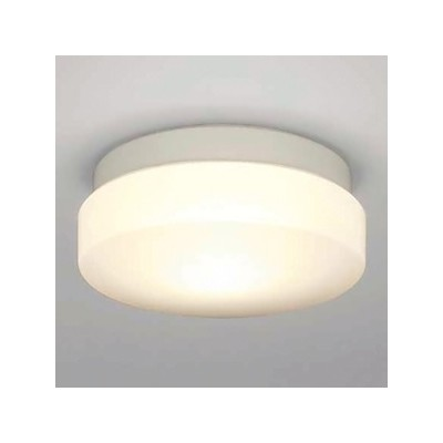LEDランプ交換型エクステリアブラケットライト 屋外用壁付灯 防雨・防湿型 電球色 ランプ付 白 AD-2677-L