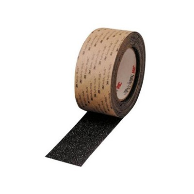 すべり止めテープ セーフティ・ウォーク 平面・重歩行用 100mm×5m 黒 HDBLA100*5