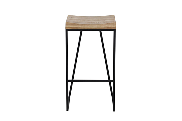 最安価格 バースツール アッシュ無垢 スチール脚 カウンターチェアー ハイチェアー 椅子 イス いす 食卓チェアー カフェ バー 北欧 西海岸 ミッドセンチュリー レトロ モダン おしゃれ, Pareja パレハ 8ef9d0fd