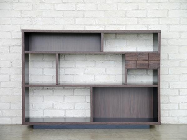 日本製 国産 完成品 シェルフ マガジンラック 幅125cm 本棚 収納棚 木製 ラック ディスプレイラック 飾り棚 リビング収納 キッチン コルク 間仕切り 引き出し 大容量 収納 おしゃれ アンティーク レトロ モダン 高級感