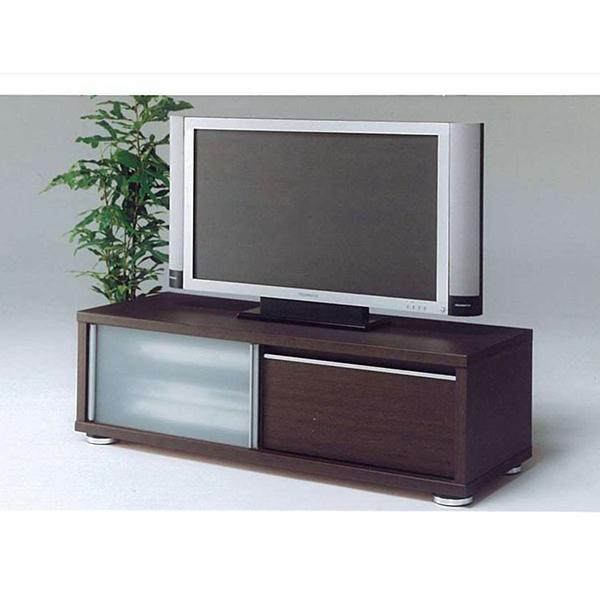 幅120cm TVボード ローボード 薄型テレビボード ブラウン 高級感 木製 完成品 テレビ台 テレビボード リビングボード 120PZTV ストーム リビング AVボード AVラック AV収納 インテリア モダン おしゃれ シンプル