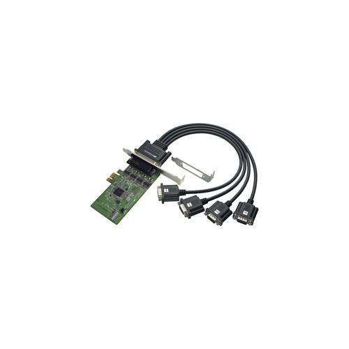 ラトックシステム ラトックシステム 4ポート RS-232C・デジタルI/O PCI Expressボード REX-PE64D