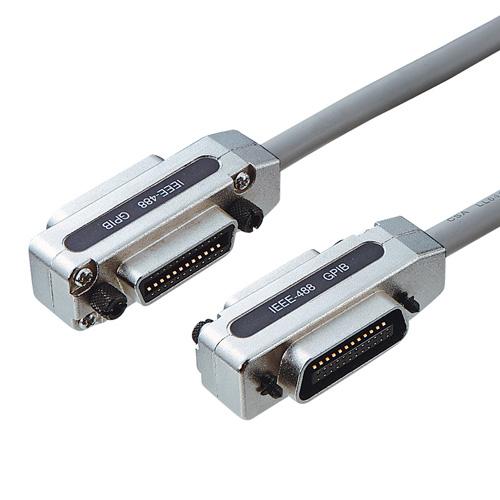 サンワサプライ 激安格安割引情報満載 GP-IBケーブル 品質保証 KB-GPIB5KN