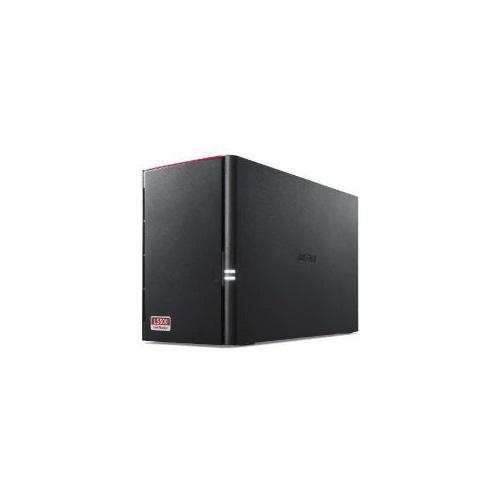 BUFFALO リンクステーション ご予約品 国産品 ネットワーク対応HDD LS520D0802G 8TB