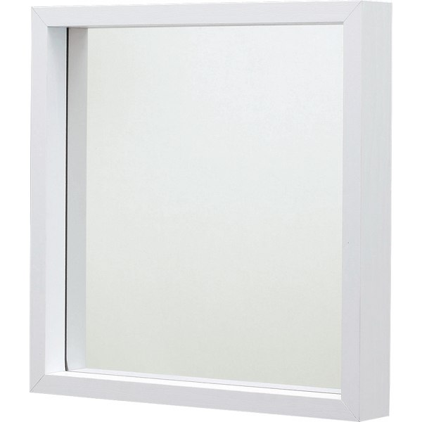鏡 壁掛け 壁掛 飾り棚 コンパクト ウォールミラー ミラー かがみ カガミ レトロ アンティーク レトロ モダンヨーロピアン おしゃれ ホワイト