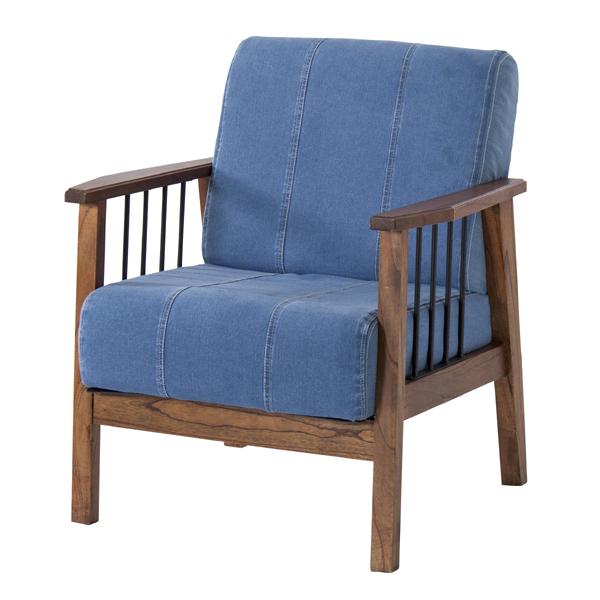 ソファ 1人掛け ソファー コンパクト 肘付き 一人掛け 1人用 イス 椅子 チェアー 北欧 新作製品、世界最高品質人気! レトロ 西海岸 カフェ風 おしゃれ リビング 35%OFF 一人暮らし ブルックリン モダン ブラウン かわいい