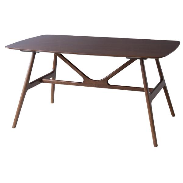ダイニングテーブル 単品 幅150cm 4人用 4人掛け 天然木 木製 木目 北欧 シンプル ダイニング テーブル おしゃれ 机 つくえ 食卓机 作業台 食卓テーブル リビングテーブル 西海岸 モダン