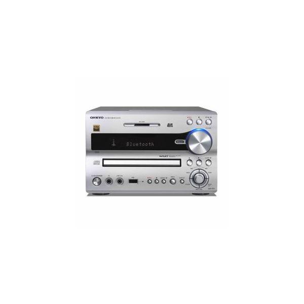 ONKYO ハイレゾ対応CD/SD/USBレシーバー(シルバー) NFR-9TX-S